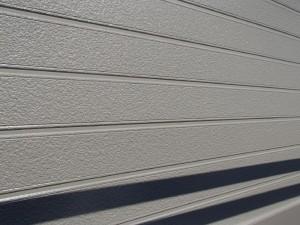 柏市の外壁塗装と屋根塗装の外壁の施工後写真
