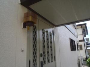 白井市 I様外壁塗装と屋根塗装の外壁の施工後写真
