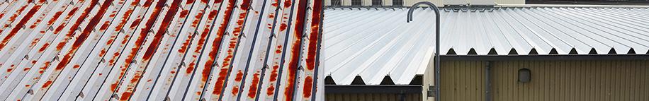 波型スレート屋根・折板屋根
