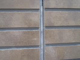 千葉県松戸市S様邸の外壁塗装と屋根塗装工程:3面接着防止のボンドブレーカーテープ