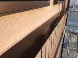 印西市K様 付帯塗装:幕板