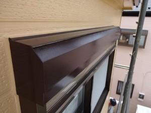 千葉県松戸市 S様邸 外壁塗装と屋根塗装のシャッター塗装の施工後写真
