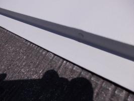千葉県柏市N様邸の外壁塗装と屋根塗装工程:釘の打ち込み