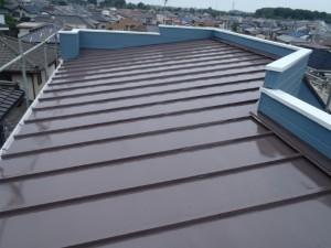 千葉県柏市 O様邸 外壁塗装と屋根の施工後写真