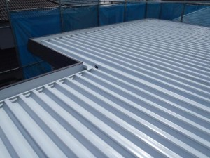 千葉県白井市 I様邸 外壁塗装と屋根塗装の屋根の施工後写真