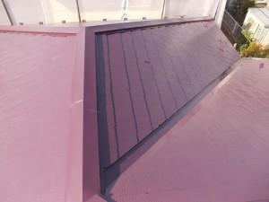 千葉県白井市 S様邸 外壁塗装と屋根塗装の屋根の施工後写真