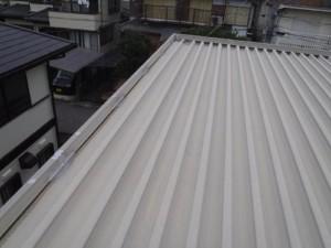 千葉県白井市 I様邸 外壁塗装と屋根塗装の屋根の施工前写真