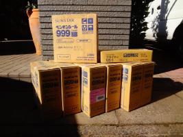 茨城県龍ヶ崎市K様邸の外壁塗装と屋根塗装工程:使用材料4