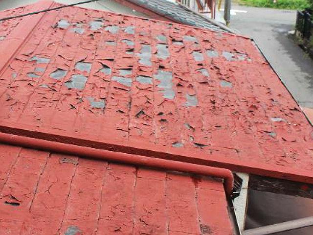 流山市K様 屋根塗装