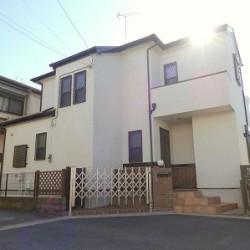 千葉県八千代市Y様邸 パワーボード外壁を透湿性を確保した施工で