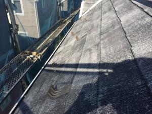 千葉県印西市滝野 O様邸 屋根塗装2