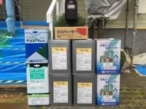 千葉県印西市滝野 O様邸 使用塗料1