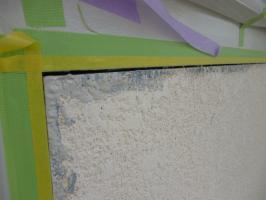 破風板と外壁の繋ぎ目を補修