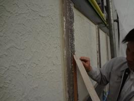 劣化塗膜の除去