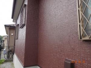 S様邸 外壁 施工後