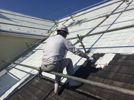 千葉県印西市滝野 O様邸 屋根塗装15