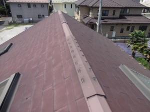 印西市M様邸 屋根外観 施工前