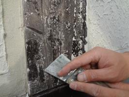 劣化塗膜の除去3