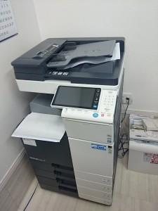 コピー機導入