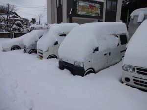 シャイン_事務所_大雪