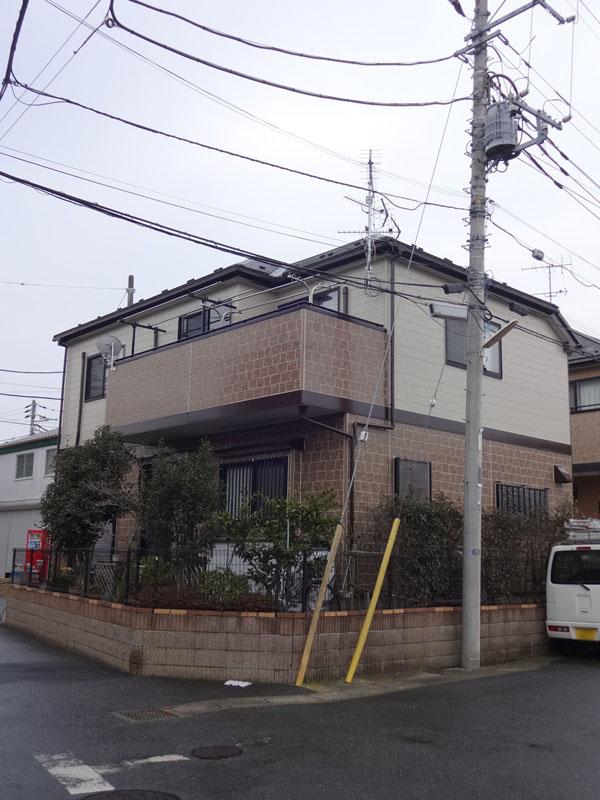 千葉県流山市 S様邸 パーフェクトトップ 外壁・付帯塗装・屋根カバー工法