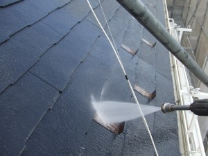 千葉県市川市 屋根塗装1