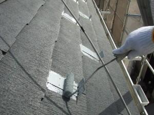 千葉県市川市 屋根塗装5