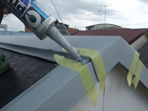 千葉県市川市 屋根塗装12
