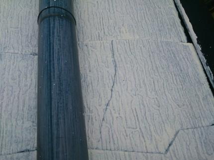 千葉県我孫子市下ヶ戸 S様邸  屋根塗装7