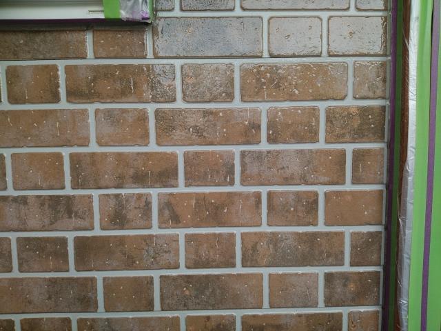 市川市H様外壁クリヤー塗装アフター