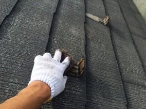 つくばみらい市F様邸 屋根塗装8
