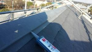 四街道市N様邸 屋根塗装