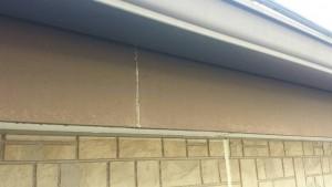 四街道市N様邸 破風板塗装