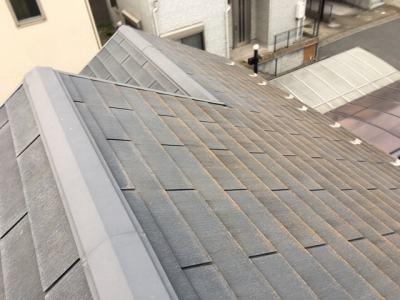 我孫子市S様邸 屋根塗装