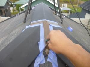 つくばみらい市F様邸 屋根塗装6