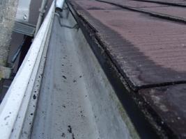 茨城県取手市K様邸の外壁塗装と屋根塗装工程:高圧洗浄だけでもここまできれいになります