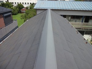 千葉県市川市 屋根塗装 施工前