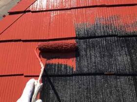 佐倉市S様邸 屋根塗装