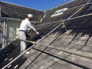 千葉県印西市滝野 O様邸 屋根塗装7