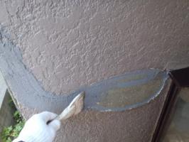 外壁の剥がれ補修6