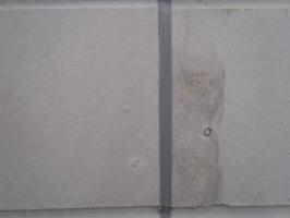 千葉県柏市O様邸の外壁塗装と屋根塗装工程:コーキングの打ち替え