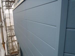千葉県柏市O様邸の外壁塗装と屋根塗装工程:施工後写真