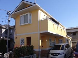 千葉県市川市 外壁・屋根・付帯塗装 施工後