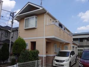 千葉県市川市 外壁・屋根・付帯塗装 施工前