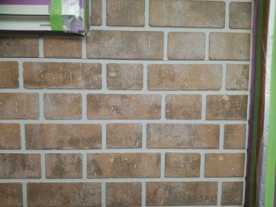 市川市H様外壁クリヤー塗装