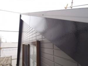 その他の付帯塗装:破風板