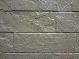 茨城県取手市H様邸の外壁塗装と屋根塗装工程:施工後1年後の外壁塗膜の状態