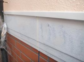 千葉県船橋市の屋根塗装工程の下塗り(防錆プライマー)