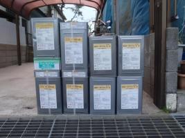 千葉県白井市I様邸の外壁塗装と屋根塗装工程:使用材料