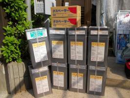 千葉県柏市N様邸の外壁塗装と屋根塗装工程:使用材料2